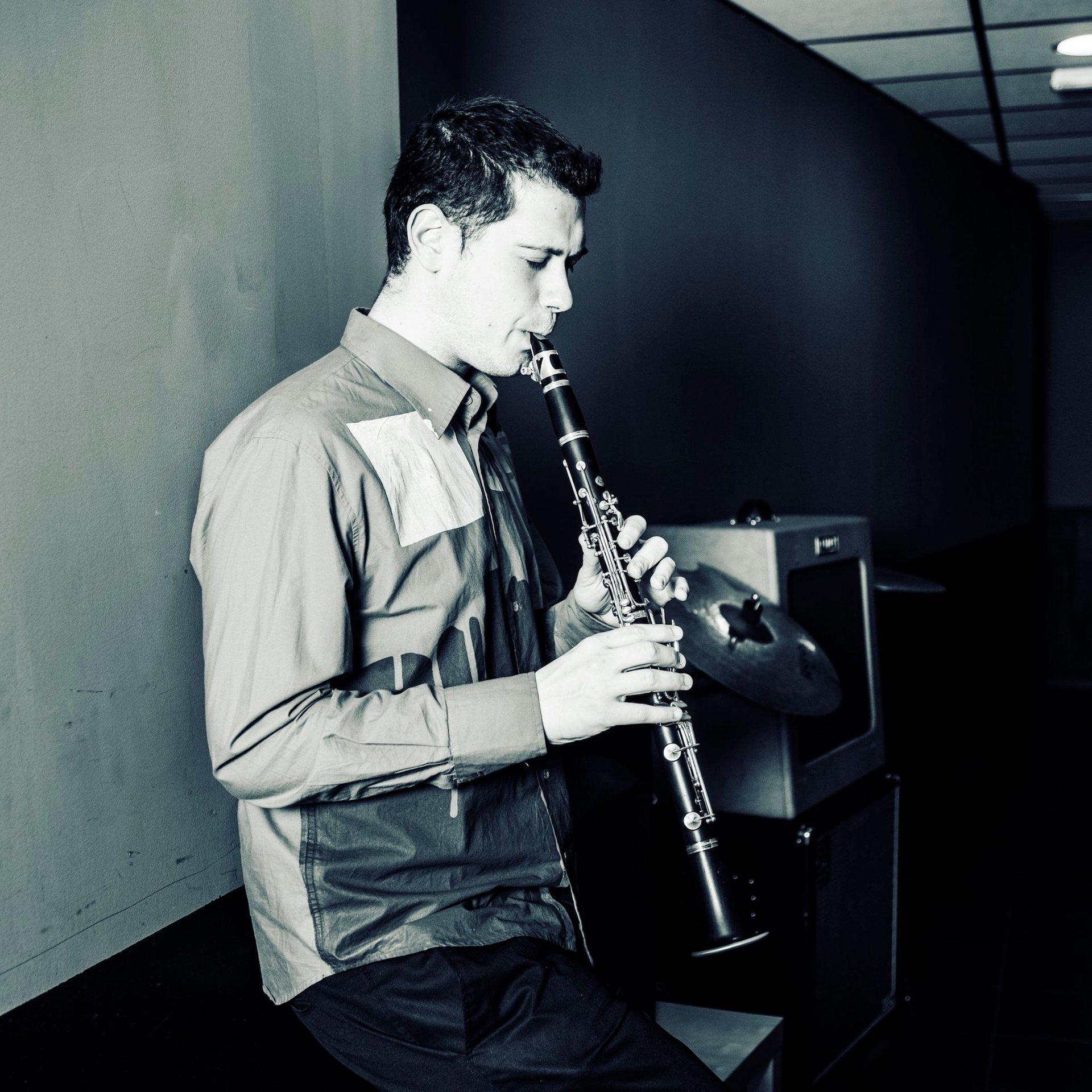 Miguel Ruiz. Clarinete
