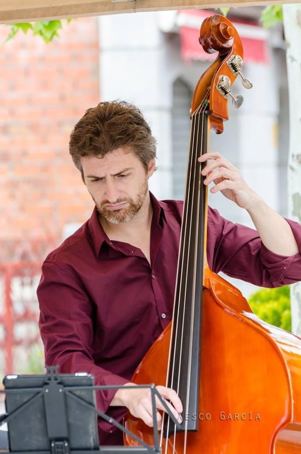 Guido Farusi. Contrabajo