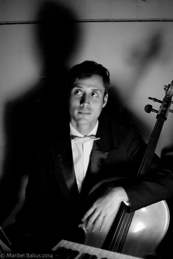 Pablo Erroz. Cello
