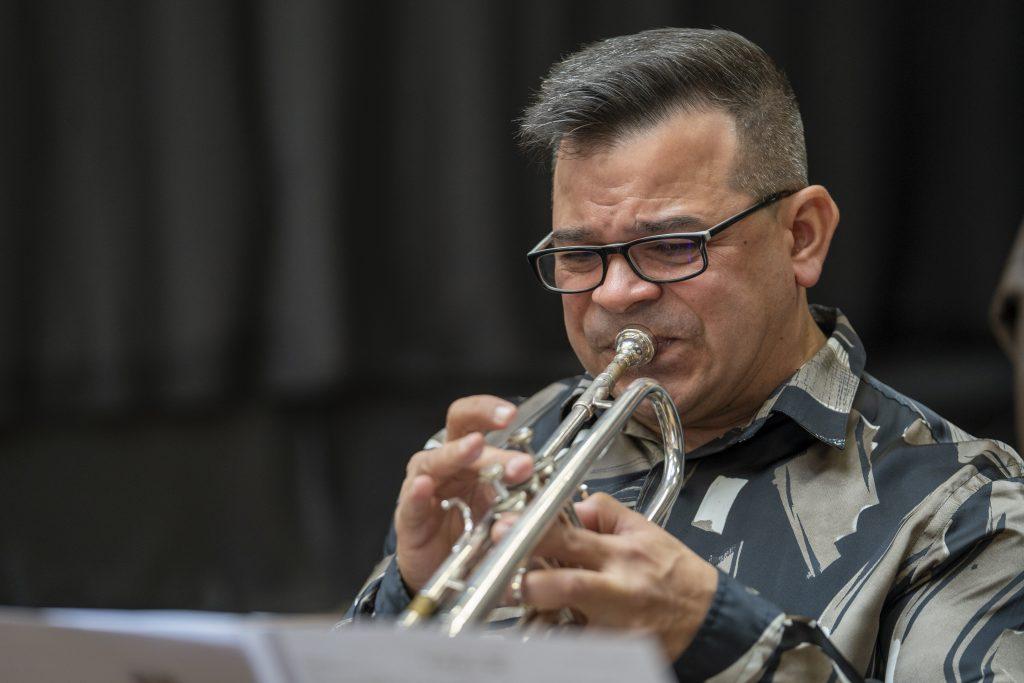 Jochi González. Trompeta