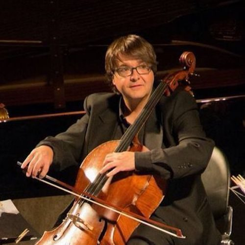 Pere Caldes. Cello